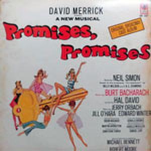 LPレコード119: プロミセズ,プロミセズ(オリジナル・ブロードウェイ・キャスト・アルバム)(ジャケットシミ)