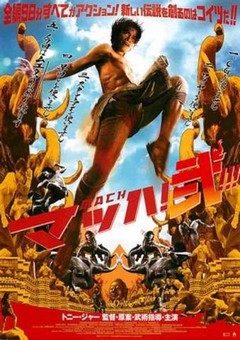 映画チラシ: マッハ!弐