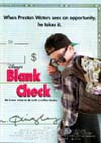 タイチラシ0597: ブランク・チェック 100万ドル大作戦!