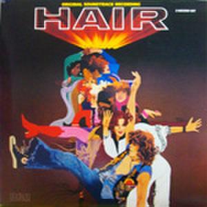 LPレコード182: ヘアー(輸入盤)