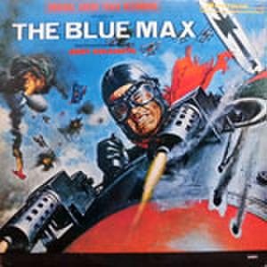LPレコード103: ブルー・マックス(輸入盤・ジャケット裏傷みあり)