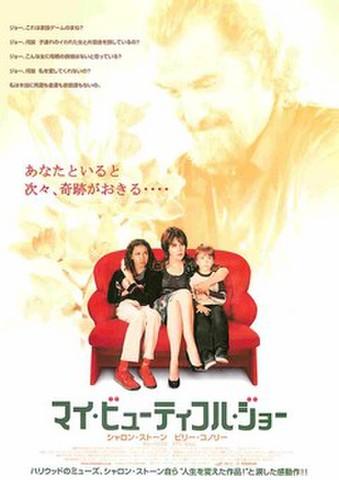 映画チラシ: マイ・ビューティフル・ジョー