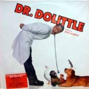 LPレコード110: ドクター・ドリトル(輸入盤)