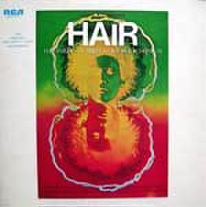LPレコード082: ヘアー