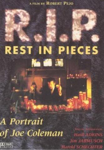映画チラシ: R.I.P. ジョー・コールマンの肖像(小型・ポストカード・写真)