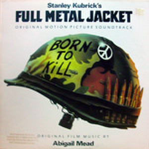 LPレコード259: フルメタル・ジャケット(輸入盤)