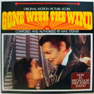 LPレコード032: 風と共に去りぬ(輸入盤)
