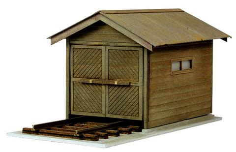 No.511 トロッコ小屋
