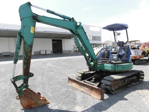 USED MINI EXCAVATOR PC40MR-1