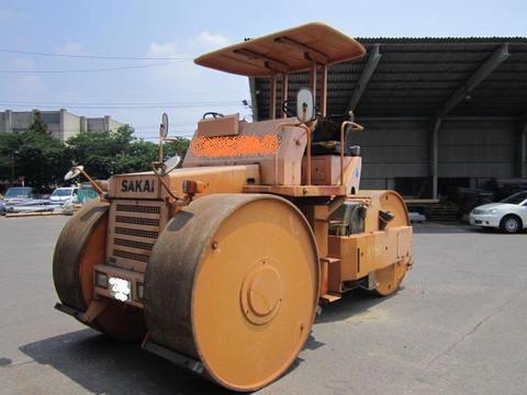 SAKAI Road Roller R2H
