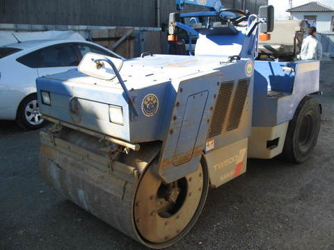 SAKAI TW500 Used Combined Roller
