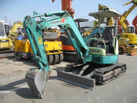 Used mini excavator Yanmar  VIO27-2