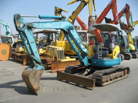 Used mini excavator Kubota  U40-3