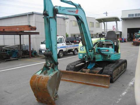 Used mini excavator Yanmar VIO40-1