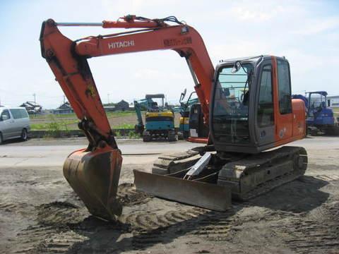 Used Excavator HITACHI  ZX70