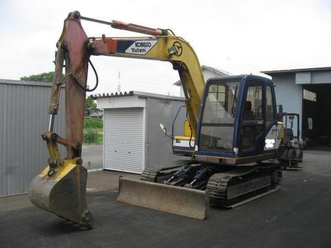 Used Excavator KOBELCO SK60