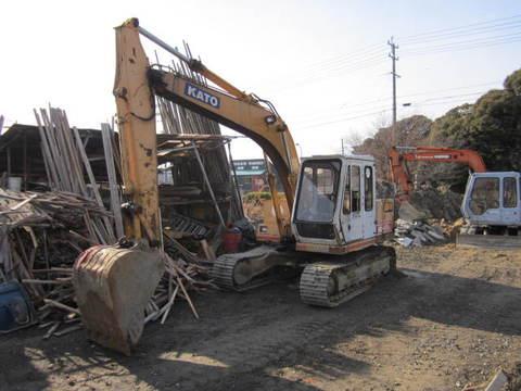Used Excavator  KATO  HD450SEV
