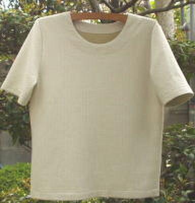 OCT-4 オーガニックコットン半袖Tシャツ