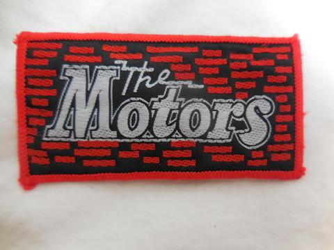 80's パッチ the MOTORS