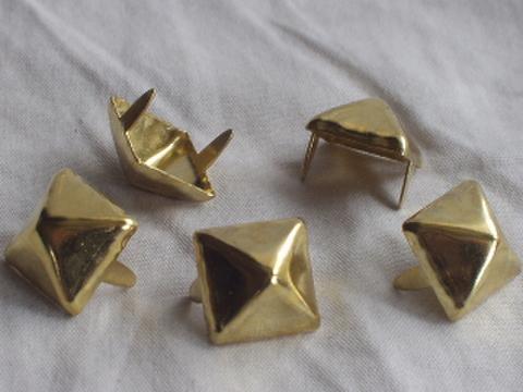ピラミッド/金 10ピース