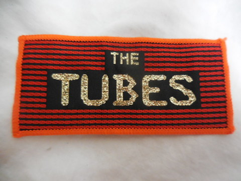80'sパッチ the TUBES