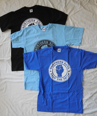 TシャツNothern Soul