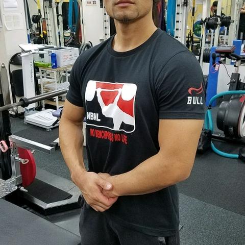 IPF公認品 BULL Tシャツ【送料360円発送可能】