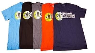 リフティングラージ(LIFTINGLARGE)Tシャツ(グレー)あるいは(ホワイト)