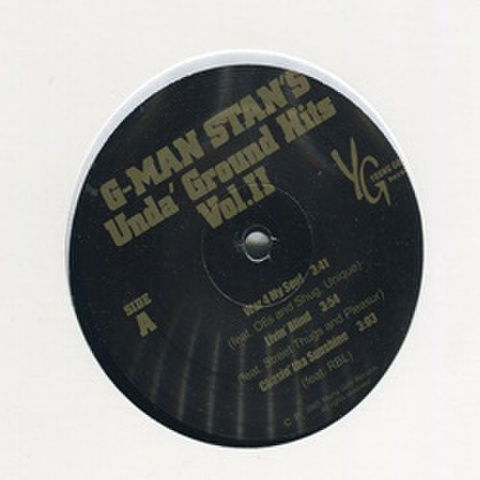 G-Man Stan's / Unda Ground Hits Vol.II