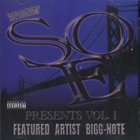Bigg-Note / Vol. 1