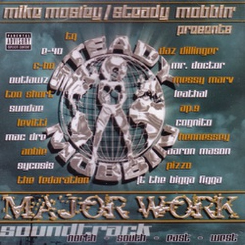 Mike Mosiey / Major Work Soundtrack