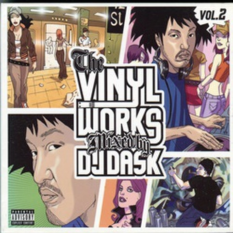 DJ Dask / The Vinyl Works Vol.2
