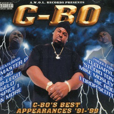 C-Bo / C-Bo's Best Appearances 91-99