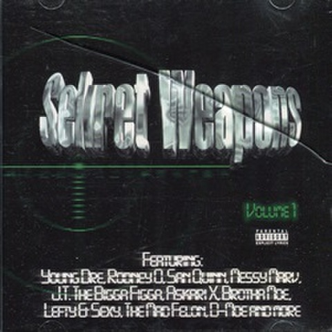 Sekret Weapons Volume 1