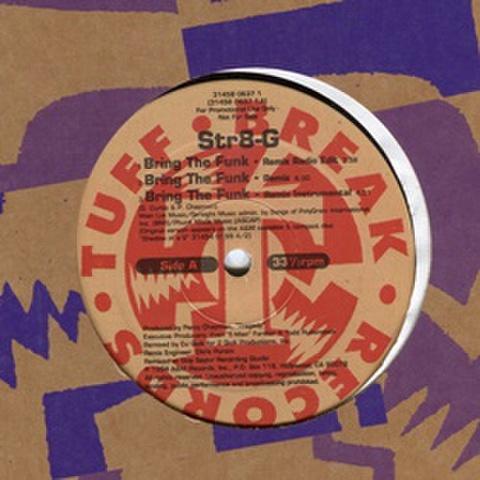 Str8-G / Bring The Funk