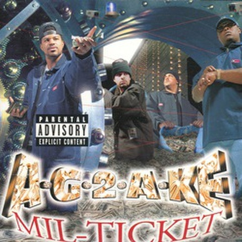 A・G・2・A・KE / Mil-Ticket