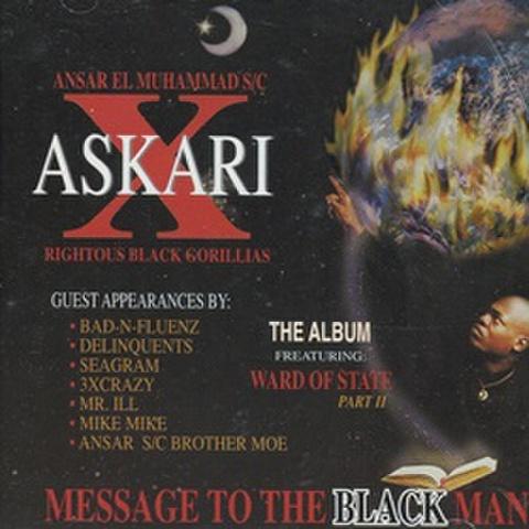 Askari X / Message To The Black Man