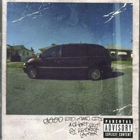 Kendrick Lamar / good kid m.A.A.d city