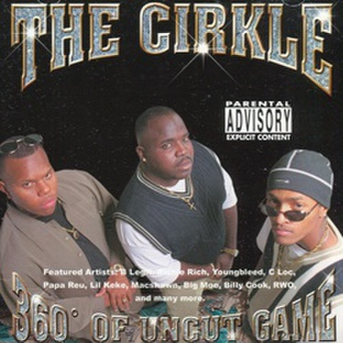 The Cirkle / 360 Of Uncut Game