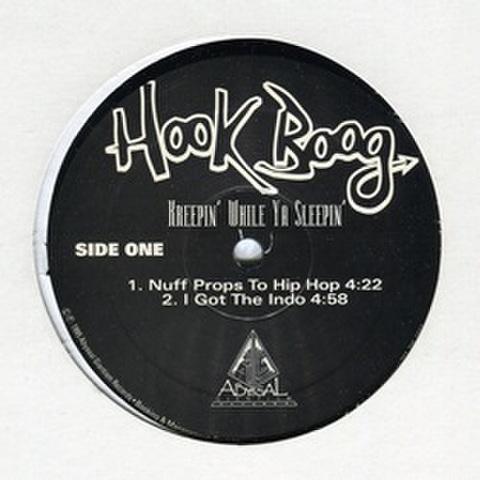 Hook Boog / Hreepin While Ya Sleepin