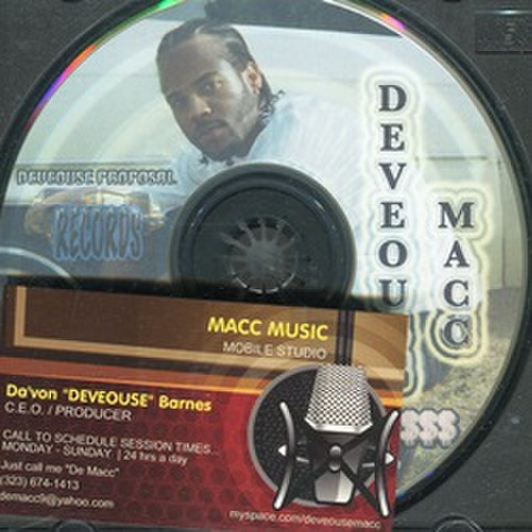 Deveouse Macc / Filthy Rich