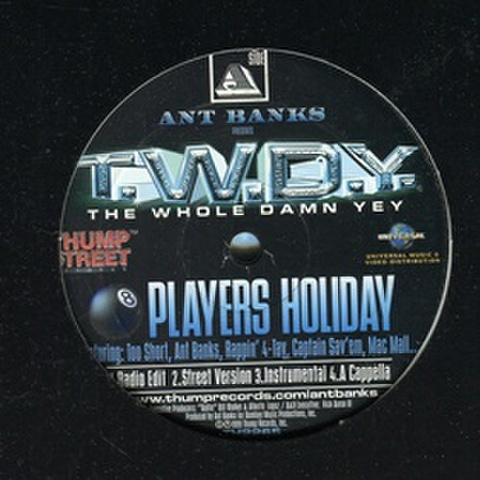 TWDY / Players Holiday