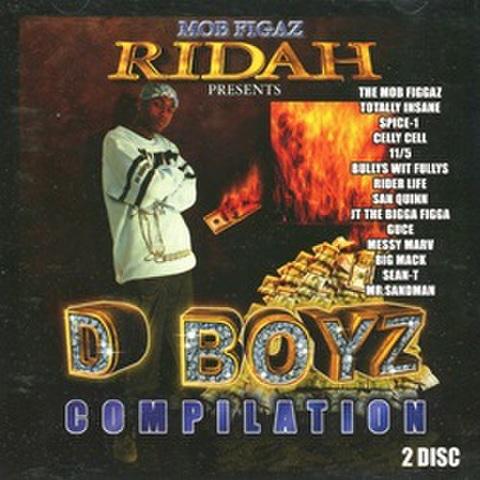 Mob Figaz Ridah / D Boyz Compilation
