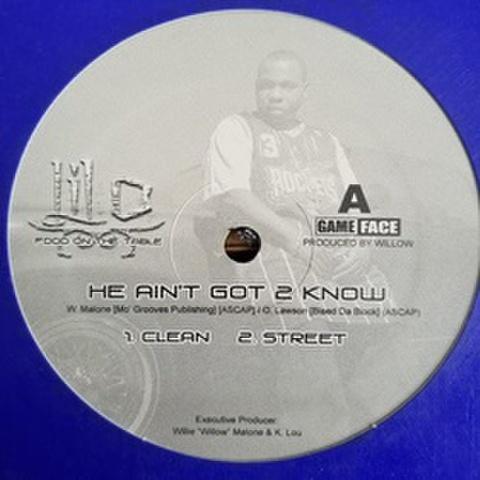 Lil O / He Ain't Got 2 Know