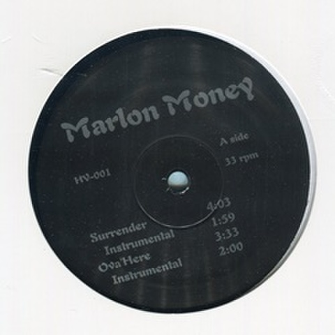 Marlon Money / Surrender
