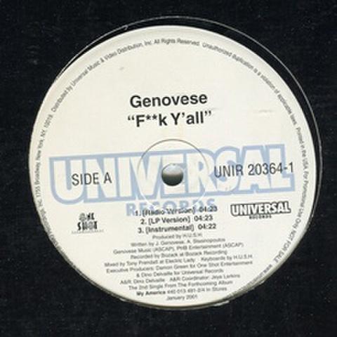 Genovese / F**k Yall