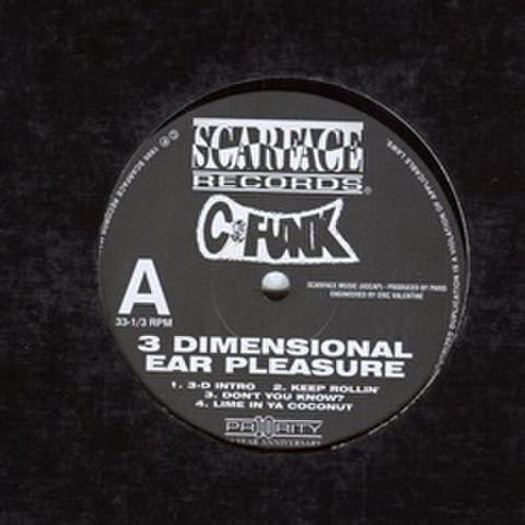 C-Funk / 3 Dimensional Ear Pleasure