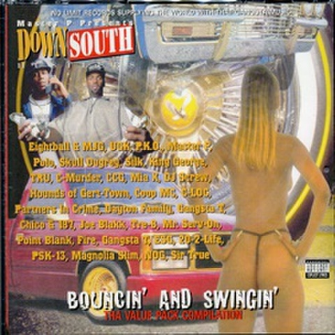 Down South Hustlers / Bouncin' And Swingin' Tha Value Pack Compilation
