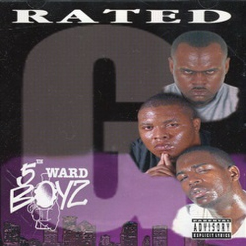 5th Ward Boyz / Rated G