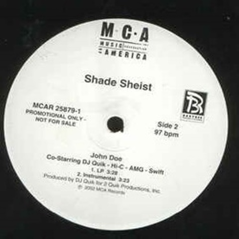 Shade Sheist / John Doe